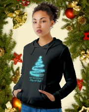 Merry And Bright Hooded Sweatshirt lifestyle-holiday-hoodie-front-4