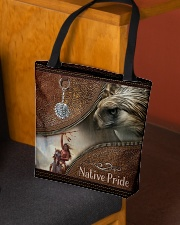 Native Leather Bag All-over Tote aos-all-over-tote-lifestyle-front-02