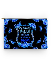 For Police Moms Accessory Pouch - Standard back