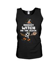NTV - Baddest Witch Unisex Tank thumbnail