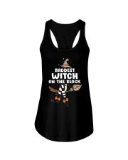 NTV - Baddest Witch Ladies Flowy Tank thumbnail