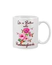 Life Is Better With Hummingbirds Mug thumbnail
