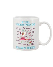 We Can Be Friends Mug thumbnail