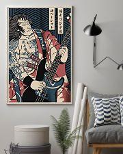 Samurai Bassist  11x17 Poster lifestyle-poster-1