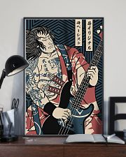 Samurai Bassist  11x17 Poster lifestyle-poster-2