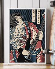 Samurai Bassist  11x17 Poster lifestyle-poster-4