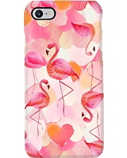 For Flamingo Lovers Phone Case i-phone-7-case
