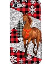 Horse Christmas Phone Case Phone Case i-phone-8-case