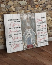 Jesus Canvas 20x16 Gallery Wrapped Canvas Prints aos-canvas-pgw-20x16-lifestyle-front-21