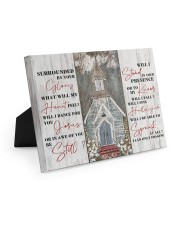 Jesus Canvas 10x8 Easel-Back Gallery Wrapped Canvas thumbnail