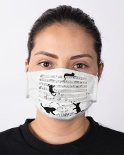 Cat Music Cloth face mask aos-face-mask-lifestyle-01