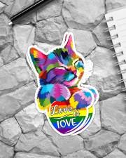 LGBT Cat Love NTV Sticker - 2 pack (Vertical) aos-sticker-2-pack-vertical-lifestyle-front-04