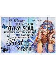 I Wanna Rock Your Gypsy Soul  17x11 Poster front