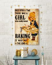 A Girl Who Really Loved Baking 11x17 Poster lifestyle-holiday-poster-3