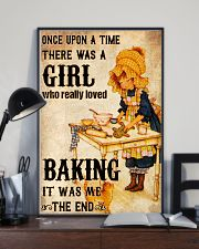 A Girl Who Really Loved Baking 11x17 Poster lifestyle-poster-2