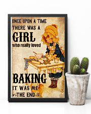 A Girl Who Really Loved Baking 11x17 Poster lifestyle-poster-8
