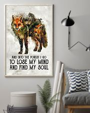 For Fox Lovers 11x17 Poster lifestyle-poster-1