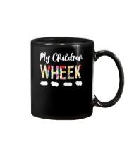 My Children Wheek Mug thumbnail