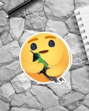 For Hummingbird Lovers Sticker - 2 pack (Vertical) aos-sticker-2-pack-vertical-lifestyle-front-04