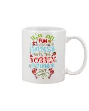 The Bobbin Funs Out Mug thumbnail