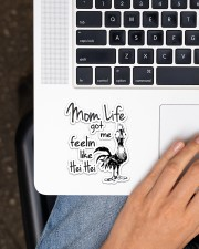 Mom Life  Sticker - Single (Vertical) aos-sticker-single-vertical-lifestyle-front-11