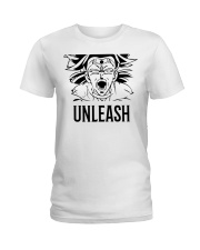 savage strength unleash Ladies T-Shirt thumbnail