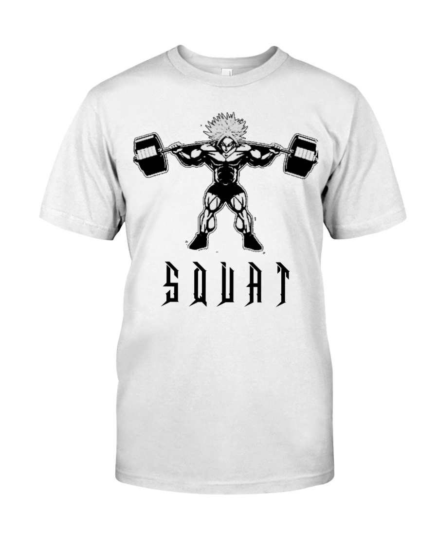 Savage Squat Classic T-Shirt