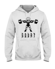Savage Squat Hooded Sweatshirt thumbnail