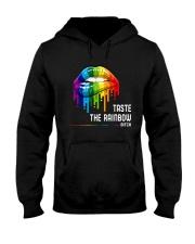 TASTE  MY RAINBOW Hooded Sweatshirt thumbnail