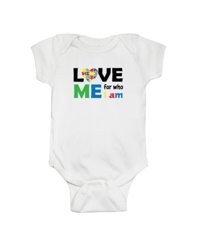 Autism - LOVE ME for who I am