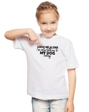 DOGS Youth T-Shirt lifestyle-youth-tshirt-front-2