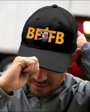 BF-FB Embroidered Hat garment-embroidery-hat-lifestyle-01
