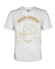 Dragon Loarrior V-Neck T-Shirt thumbnail