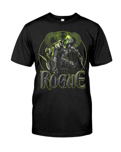 Elven Rogue Assassin