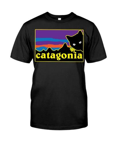 CATAGONIA FUNNY CAT