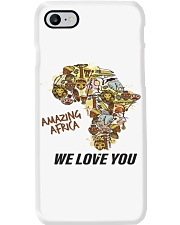 Amazing Africa We Love You Phone Case thumbnail