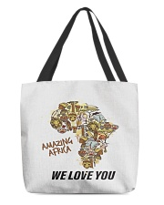 Amazing Africa We Love You All-over Tote thumbnail