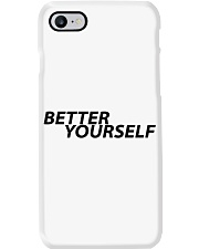 Better Yourself Phone Case thumbnail