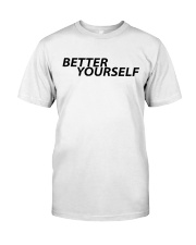 Better Yourself Classic T-Shirt thumbnail