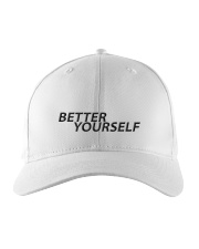 Better Yourself Embroidered Hat thumbnail