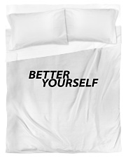 Better Yourself Duvet Cover - Twin thumbnail