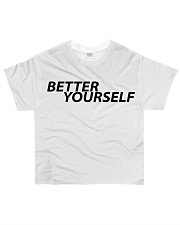 Better Yourself All-over T-Shirt thumbnail
