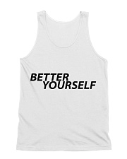 Better Yourself All-over Unisex Tank thumbnail