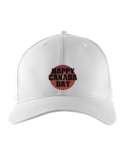 Happy Canada Day Edit Embroidered Hat thumbnail
