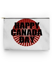 Happy Canada Day Edit Accessory Pouch - Large thumbnail