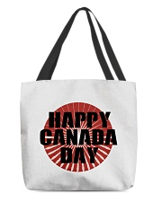 Happy Canada Day Edit All-over Tote thumbnail