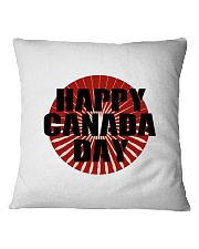 Happy Canada Day Edit Square Pillowcase thumbnail