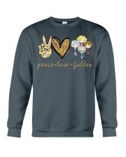 Peace Love GG Crewneck Sweatshirt thumbnail