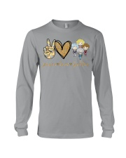 Peace Love GG Long Sleeve Tee thumbnail