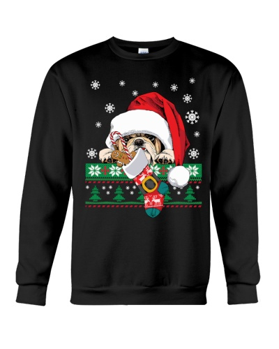 Christmas Gift for Bulldog Lover
